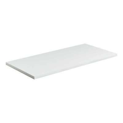 Knape & Vogt 12 In. x 24 In. White All-Purpose Shelf