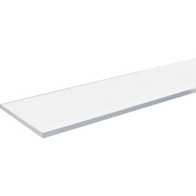 Knape & Vogt 12 In. x 36 In. White All-Purpose Shelf