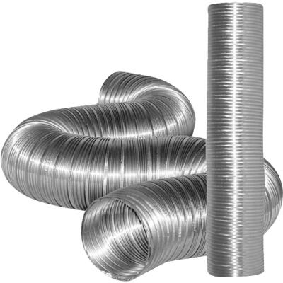 Dundas Jafine 7 In. x 8 Ft. Aluminum Semi-Rigid Dryer Duct
