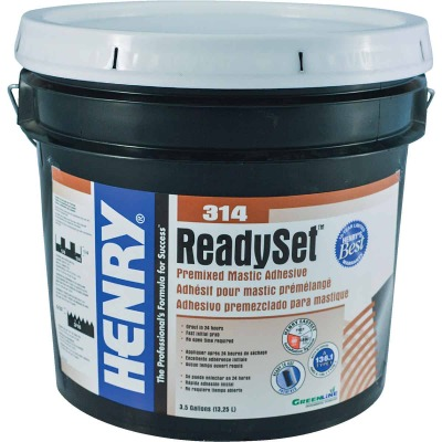 Henry ReadySet 3.5 Gal. Multi-Purpose Ceramic Tile Adhesive