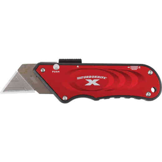 Olympia Tools Turboknife X Retractable Straight Utility Knife