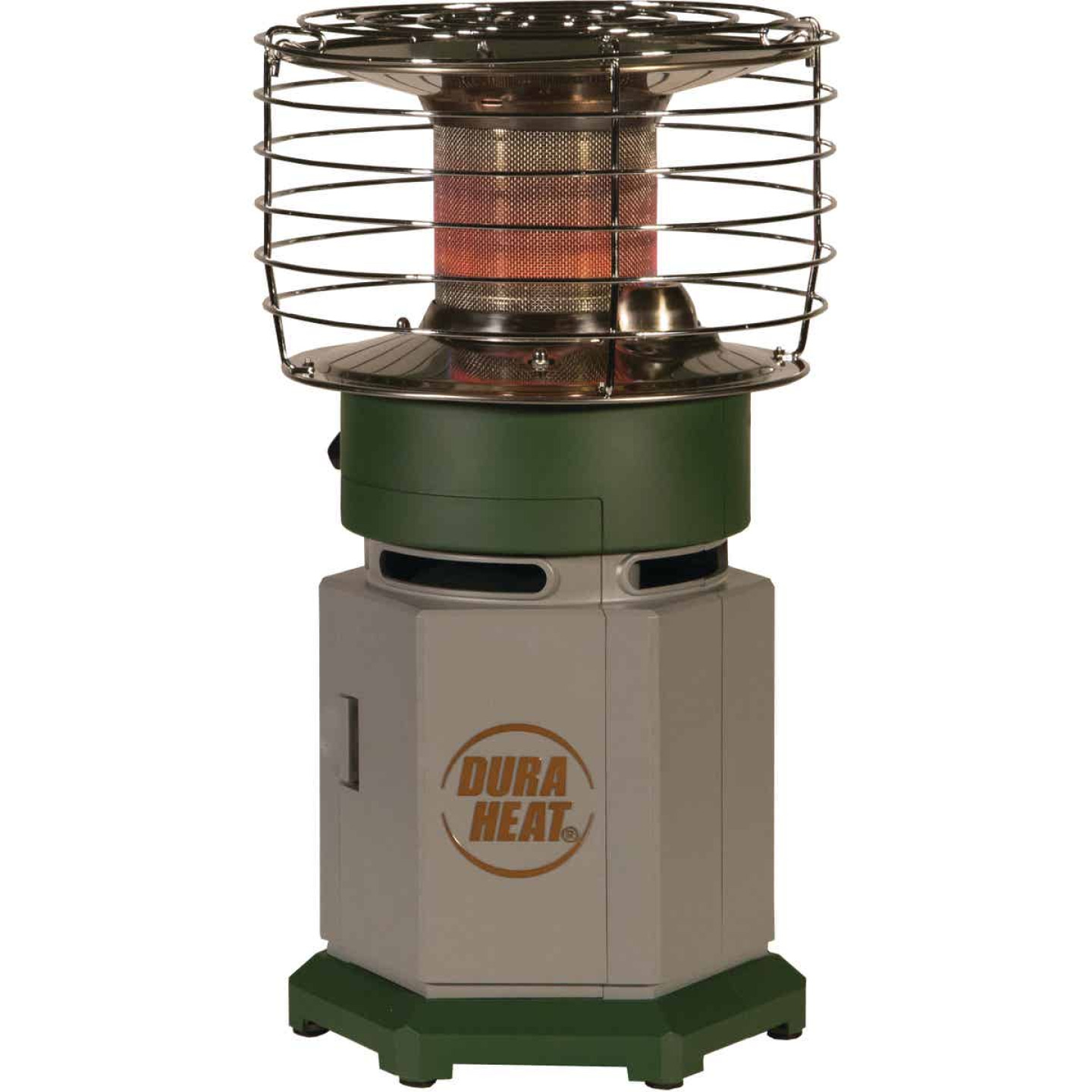 Dura Heat 10,000 BTU Radiant Single Tank 360 Degree Propane Heater Image 1