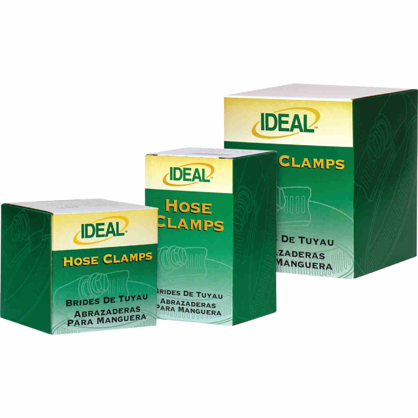 Ideal 3/4 In. - 1-3/4 In. 67 All Stainless Steel Hose Clamp Image 2