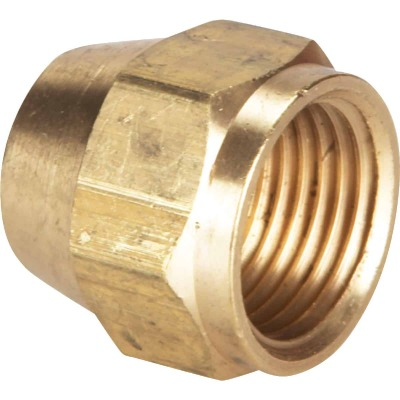 Do it 3/8 In. Brass Lead Flare Cap