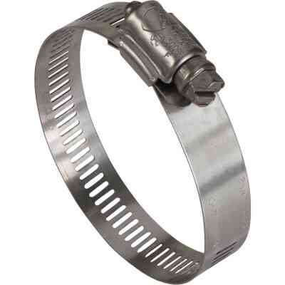 Ideal 1-3/4 In. - 2-3/4 In. Marine-Grade Hose Clamp