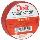 Do it General Purpose 3/4 In. x 60 Ft. Red Electrical Tape Image 2