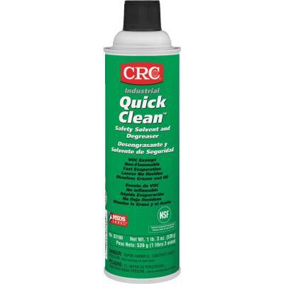 CRC Quick Clean 19 Oz. Aerosol Degreaser