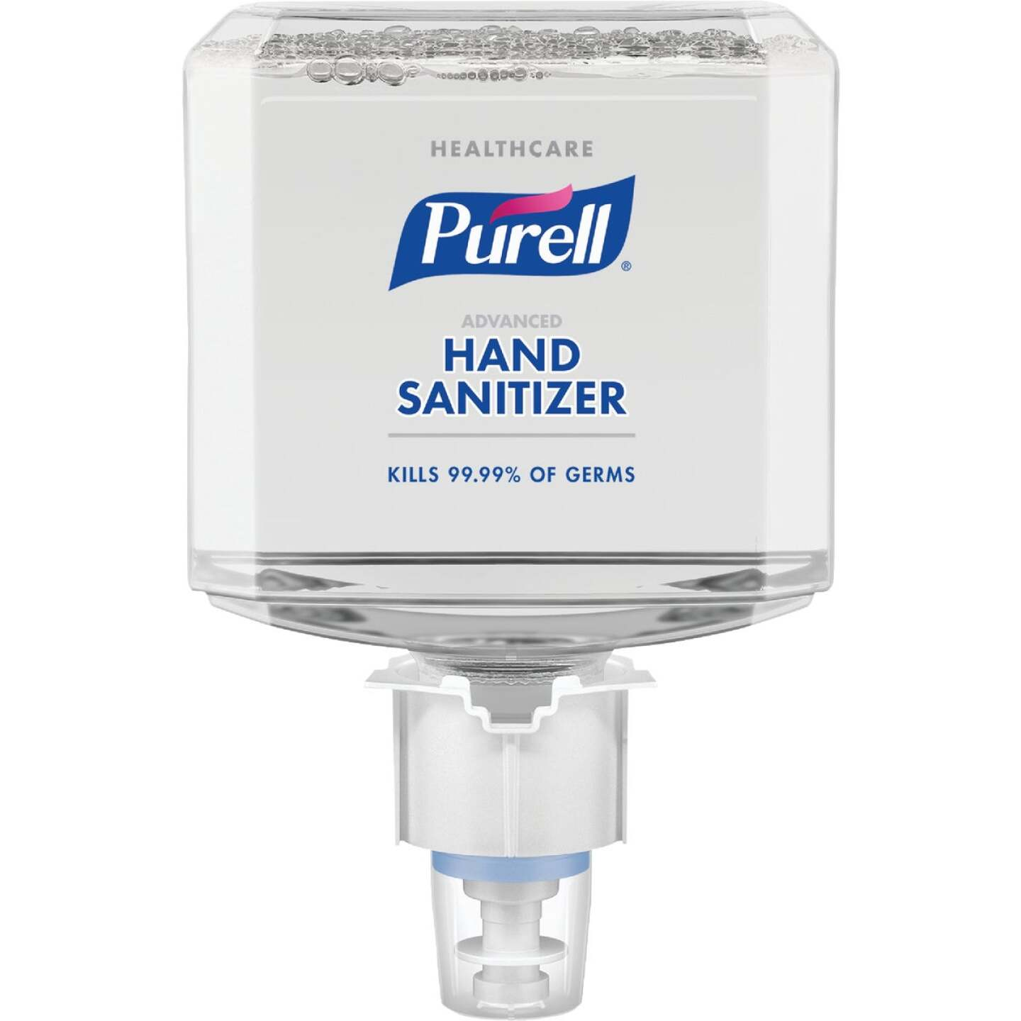 Purell ES6 Professional Advanced Hand Sanitizer 1200mL Foam Refill Image 1