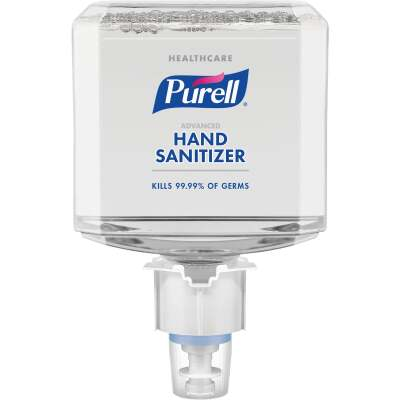 Purell ES6 Healthcare Advanced Hand Sanitizer 1200mL Foam Refill
