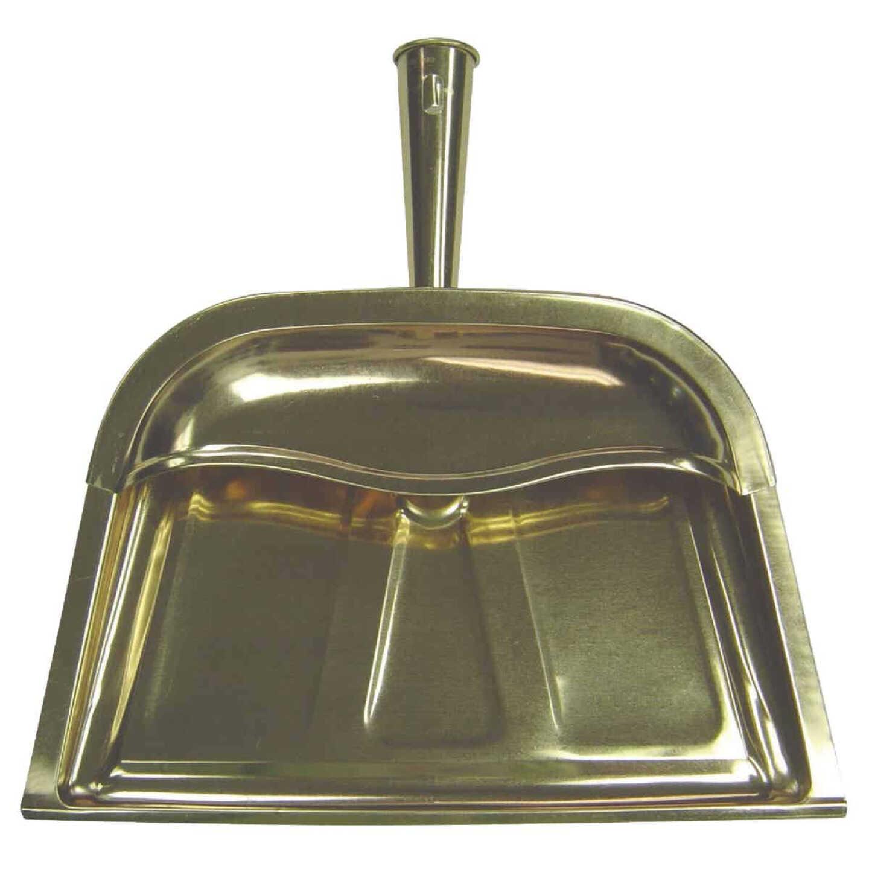 Range Kleen 7-7/8 In. Copper Hooded Dust Pan Image 1