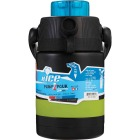 Pump2Pour 1/2 Gal. Blue Insulated Tumbler Image 2