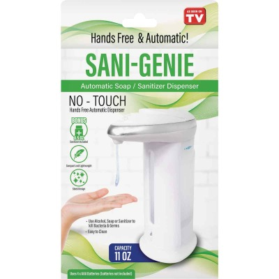 Sani-Genie Hands-Free Sanitizer Dispenser