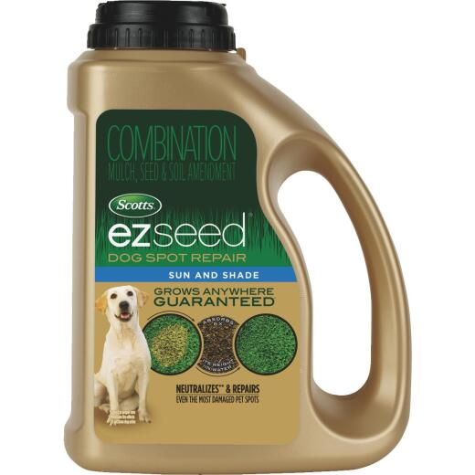 Scotts eZ Seed 2 Lb. Covers Up to 100 Dog Spots Sun & Shade Grass Patch & Repair