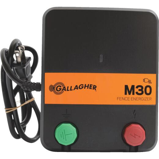 Gallagher M30 20-Acre Electric Fence Charger