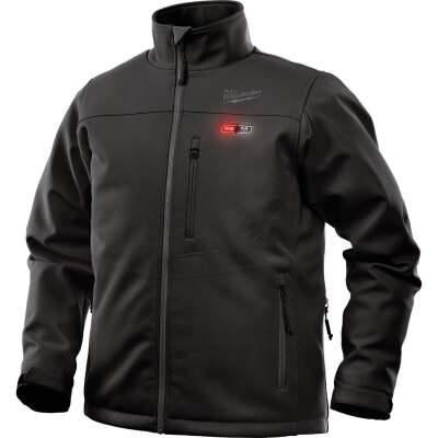 Milwaukee M12 Large Black Cordless Heated Jacket Kit