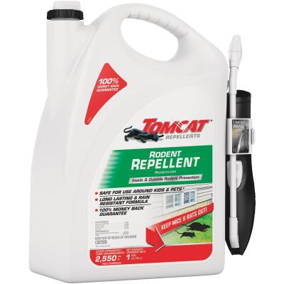 Tomcat 1 Gal. Ready To Use Mouse & Rat Repellent