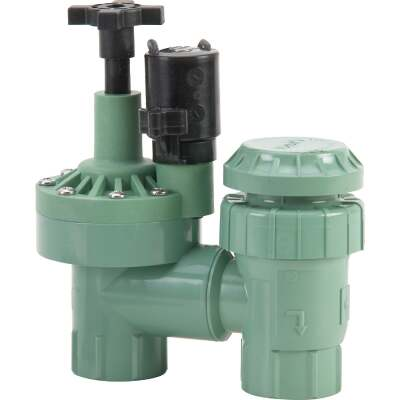 Orbit 3/4 In. NPT/GBX 10 to 125 psi Plastic Automatic Anti-Siphon Valve