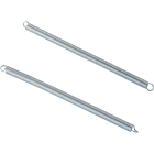 Century Spring 3 In. x 5/16 In. Extension Spring (2 Count) Image 1
