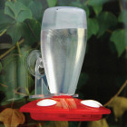 Audubon 12 Oz Plastic Window Mount Hummingbird Feeder Image 2