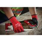 Milwaukee Men's Large Nitrile Coated Cut Level 3 Work Glove Image 4