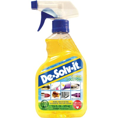 De-Solv-it 12 Oz. Household Cleaner Adhesive Remover