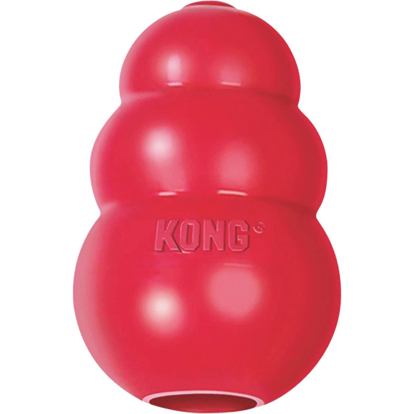 Kong Classic Dog Chew Toy, Up to 20 Lb. Image 2