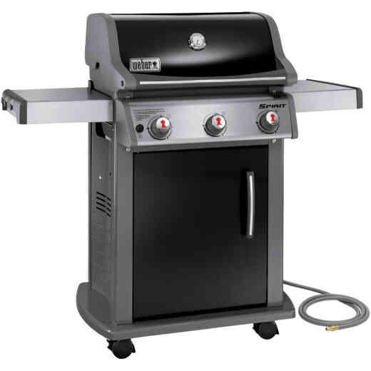 Weber Spirit E-310 3-Burner Black 32,000-BTU Natural Gas Grill