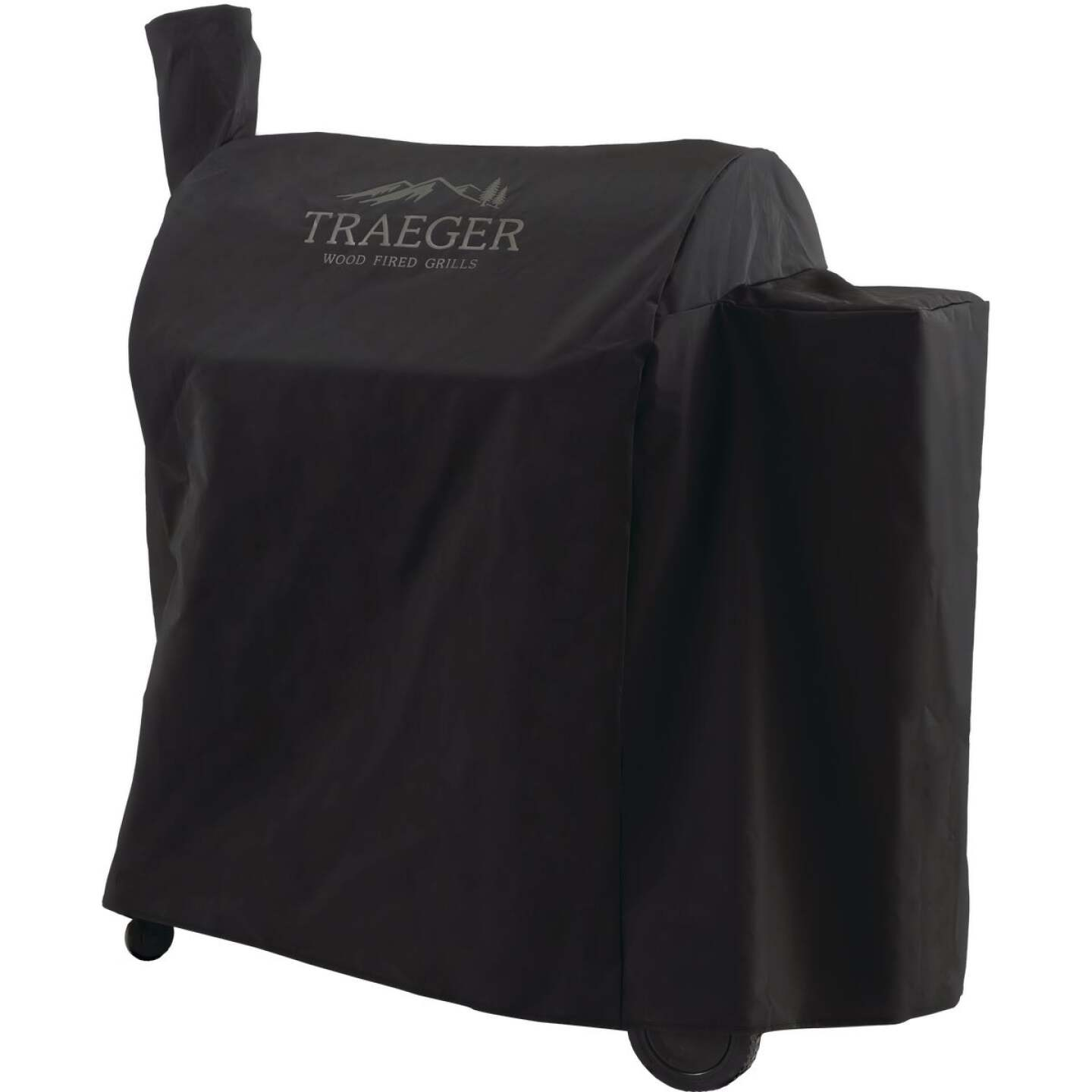 Traeger Pro 780 42.75 In. Black Polyester Grill Cover Image 1