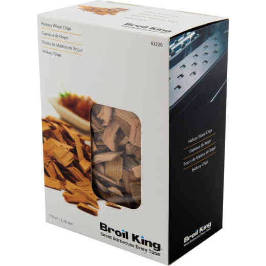 Broil King 170 Cu. In. Hickory Wood Smoking Chips