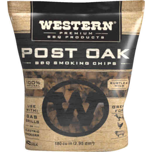 Western 2 Lb. Oak Wood Smoking Chips