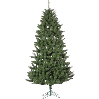 Sterling 7.5 Ft. Columbia Pine Unlit Artificial Christmas Tree