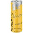 Red Bull 12 Oz. Tropical Flavor Energy Drink Image 1