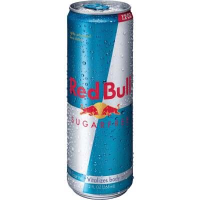 Red Bull 12 Oz. Sugar-Free Energy Drink